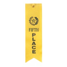 5th Place Ribbon